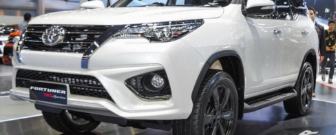 All New 2017 2018 Toyota Fortuner On Sale