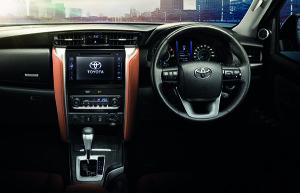 Toyota Fortuner feels more like a Toyota Prado now