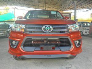 Toyota Hilux Revo Smart Cab