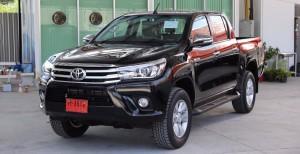 2016 Toyota Hilux Revo Double Cab Toyota VIgo Champ