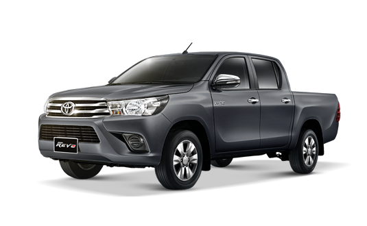 Toyota Tacoma Single Cab 2017 >> Toyota Hilux Revo Colors - Toyota Hilux Revo Exporter Thailand, Australia, Dubai, UK