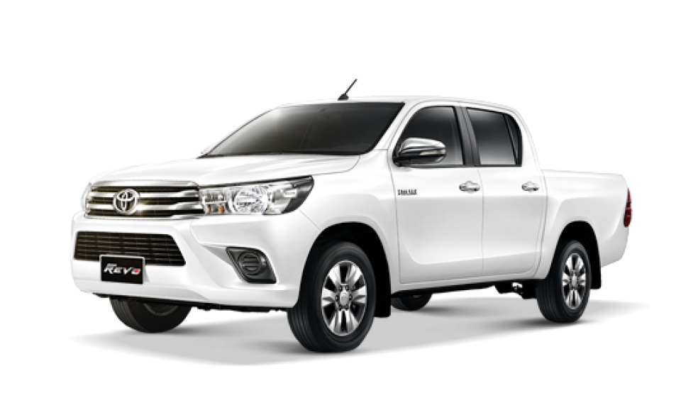 Toyota Hilux Revo | Toyota Hilux Revo New Model 2016 2017 Blog