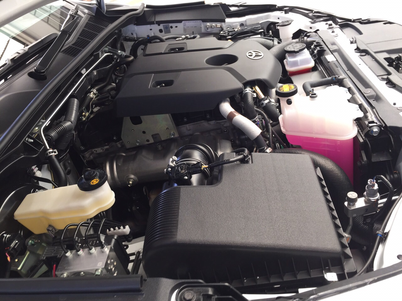 All new toyota hilux revo now comes with estec gd engine