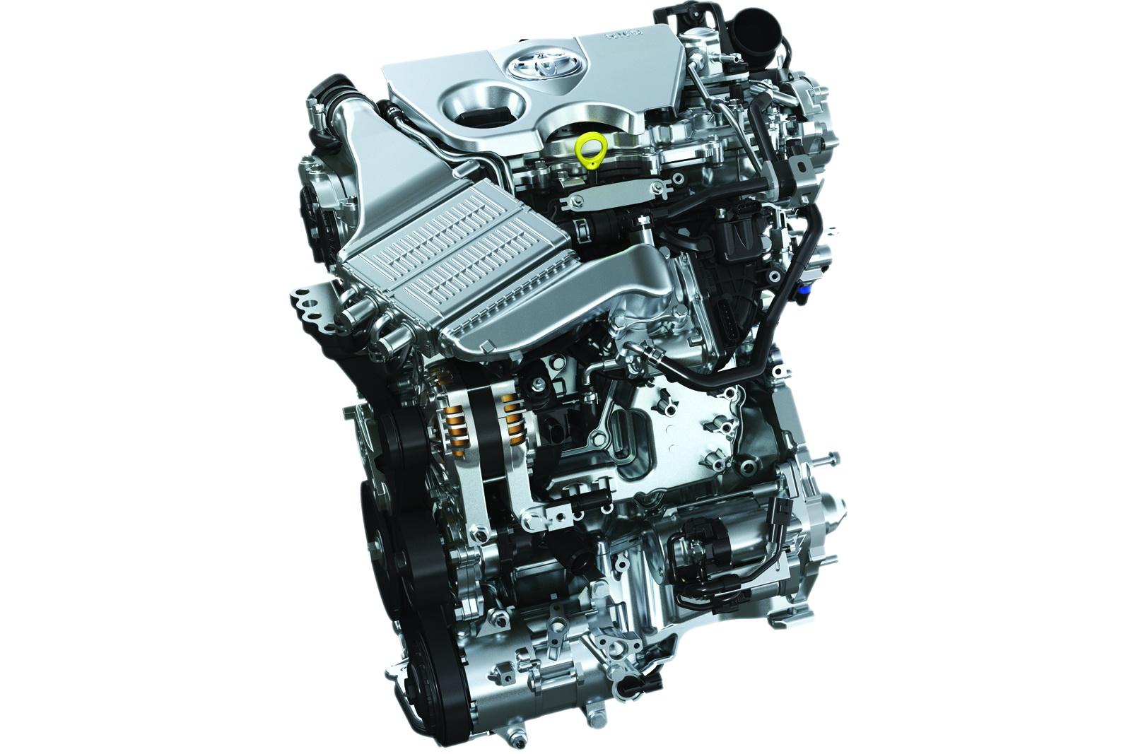 Toyota Hilux Revo Engines Toyota Hilux Revo Exporter
