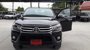 Toyota Hilux Revo Exterior front