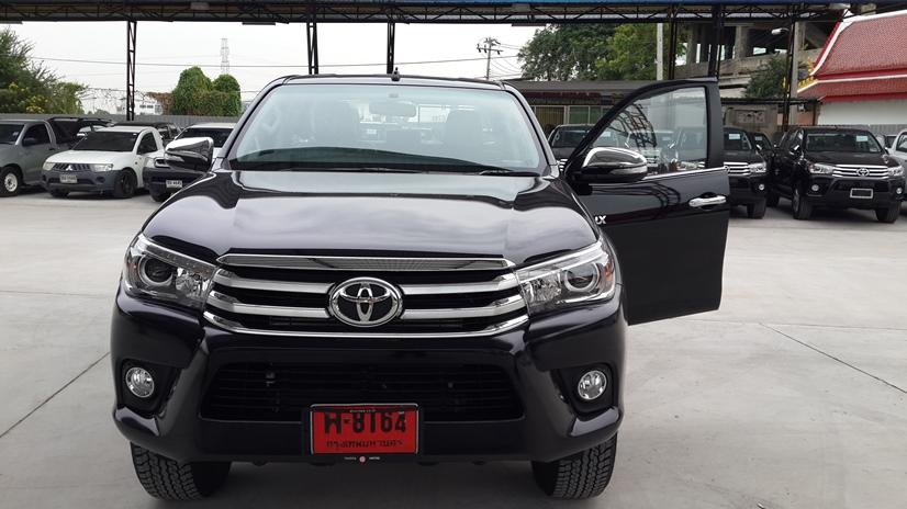Next Generation Toyota Hilux Revo Exterior – Toyota Hilux Revo