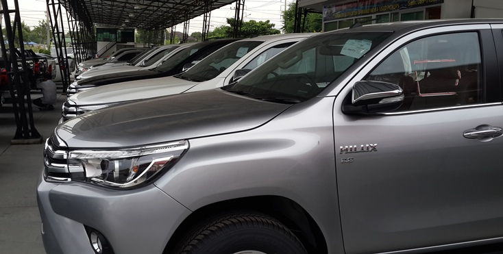 Toyota Hilux Revo Single Cab | Toyota Hilux Revo