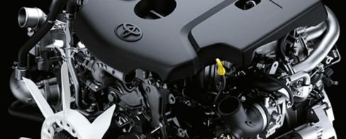 Toyota Hilux Revo Engines