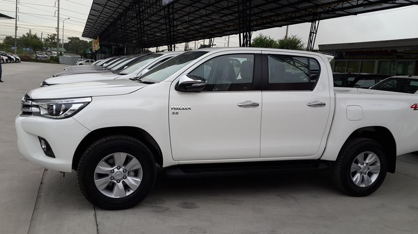 Toyota Hilux Revo 2016 On Sale   Toyota Hilux Revo