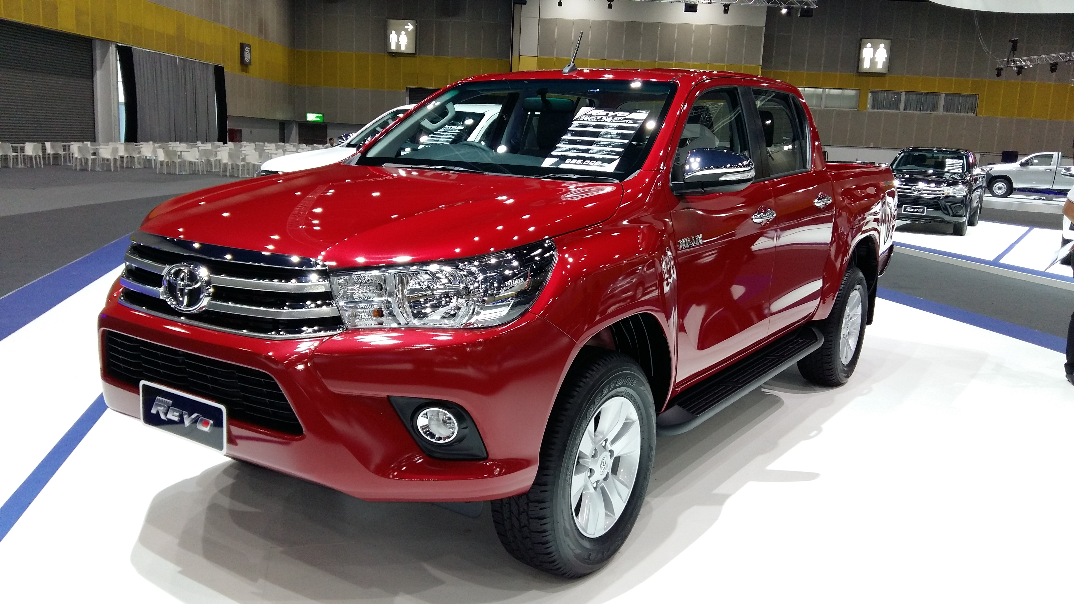All New Toyota Hilux Vigo 2015 | 2017 - 2018 Best Car Reviews
