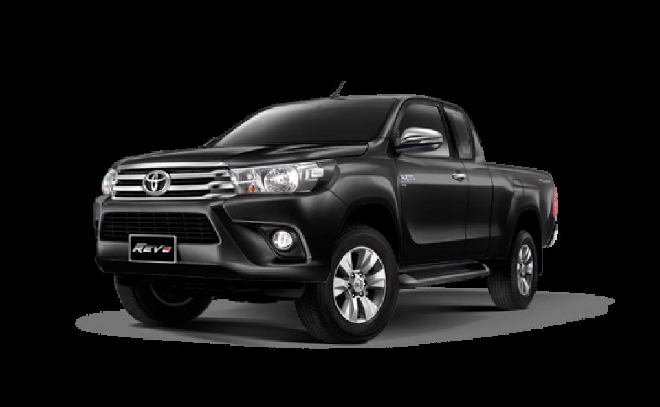 Toyota Hilux Revo | Toyota Hilux Revo New Model 2016 2017 Blog