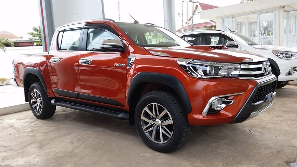 Toyota Hilux Revo Lhd Toyota Hilux Revo 2017 2018 Best