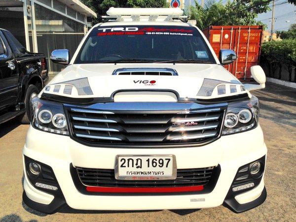 Used Toyota Hilux Vigo Sale Thailand - Toyota Hilux Revo ...