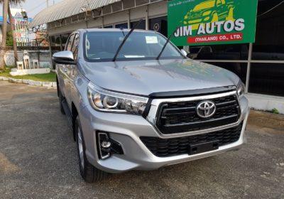 Toyota Hilux Revo Thailand Exporter New 2019 2020 RHD LHD