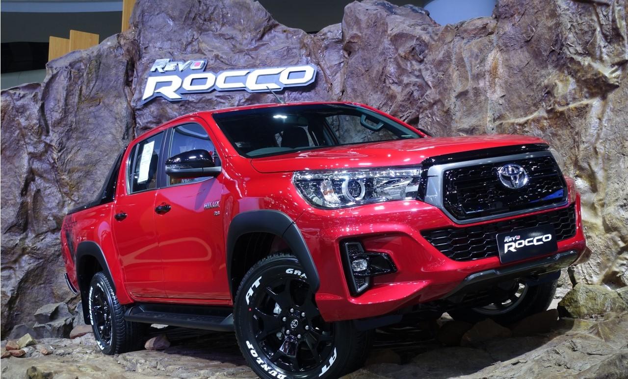 Pakistan Car Import Export - Toyota Hilux Revo Exporter Thailand