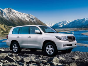 Land Cruiser, Prado and other high end SUV in stock for French Guiana