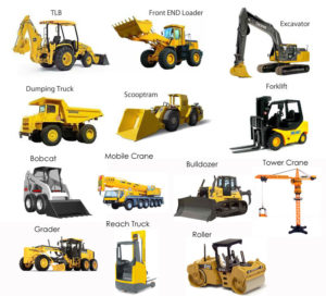 Construction equipment and mining equipment for Niger on sale