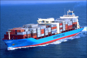 container transport safest transport option to American Samoa