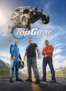 Hilux Venezuela is indestructible as proven by Top Gear