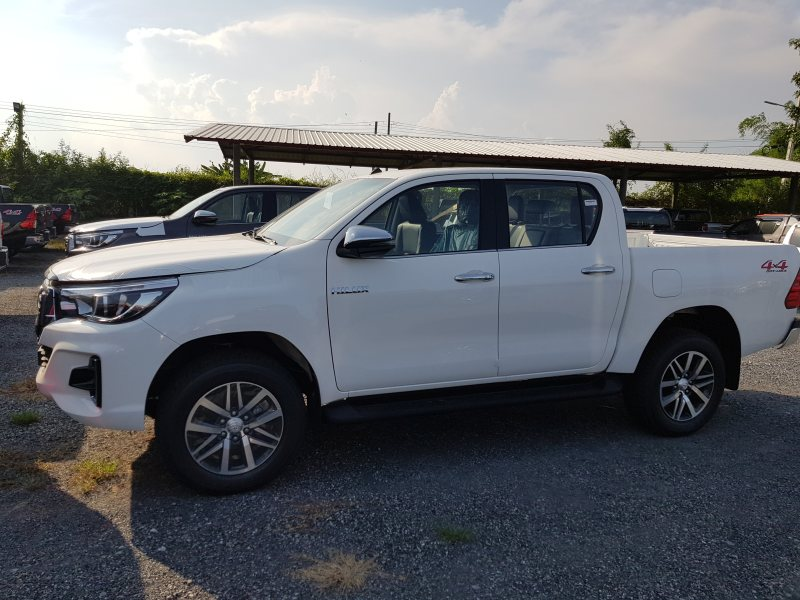 2019 2020 Lhd Left Hand Drive Toyota Hilux Revo Double Cab